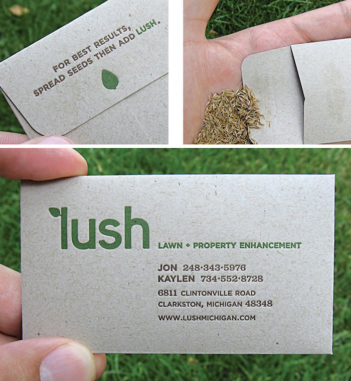Identity and Card Design