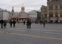 Red Square, Moscow, 2009