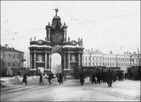 Red Gates, Moscow, 1920s