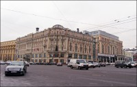 The National and Rits Carlton hotels, Moscow, 2010