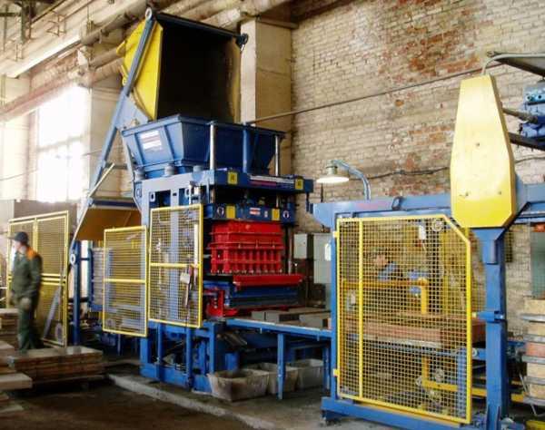 Вибропрессованная плитка - преимущества технология производства